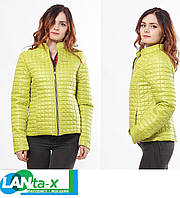 Женская демисезонная куртка весна осень короткая