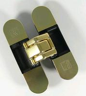 Скрытая центрированная петля Atomika K8000 (Krona Koblenz), золото