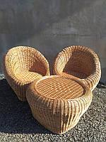 """Плетеная мебель из лозы """"Заплетеный"""""""