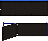 Комплект настилов для вышки-туры 1,7х0,8 м