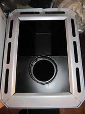 "Печь-каменка для бани ""Визуал"" с двумя стеклами, фото 3"