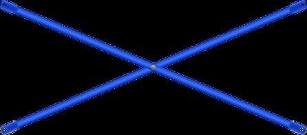 Диагональ (крестовина) (рамные строительные леса)