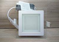 Светильник светодиодный встраиваемый Feron AL2111 6W (LED панель)