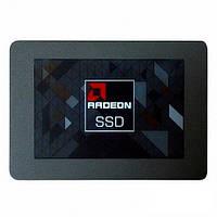 """Твердотельный накопитель SSD 2.5"""" AMD Radeon 120GB SATA TLC, R3SL120G"""