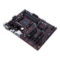 Материнcкая плата ASUS PRIME_B350-PLUS sAM4 B350 4xDDR4 HDMI-DVI-VGA M.2 USB3.1 ATX, PRIME_B350-PLUS