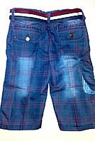 Шорты джинсовые для мальчика детские и подросток опт Турция