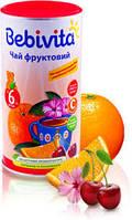 Чай Bebivita фруктовый 200 гр.