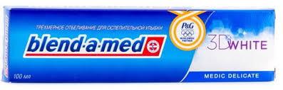 "ЗУБНАЯ ПАСТА""BLEND A MED"""
