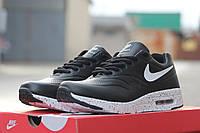 Кроссовки Nike Air max 87 Черно-белые
