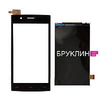 Дисплей для мобильного телефона Fly FS451 / Экран для телефона Флай