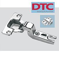 Петля DTC slide-on. Внутренняя без пружинная (Tip-On).