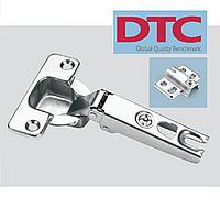 Петля DTC slide-on. Накладная без пружинная (Tip-On).