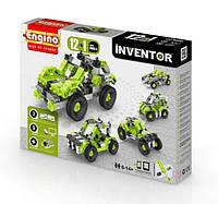 Конструктор Автомобили Engino серия Inventor 12 моделей (1231)