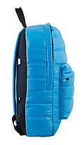 "Рюкзак молодежный голубой ""YES"" ST-15, 553949, фото 3"