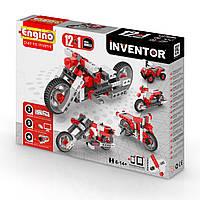 Конструктор Мотоциклы Engino серия Inventor 12 моделей (1232)