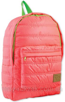 "Рюкзак молодежный оранжевый ""YES"" ST-15, 553955, фото 2"