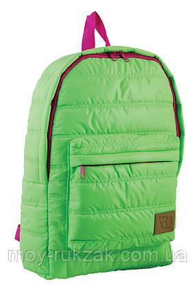 """Рюкзак молодежный лайм 11 """"YES"""" ST-15, 553957, фото 2"""