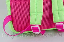 """Рюкзак молодежный лайм 11 """"YES"""" ST-15, 553957, фото 3"""