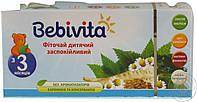 Фиточай Bebivita успокаивающий 30 гр.