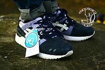Мужские кроссовки Asics Gel Lyte III Blue топ реплика, фото 2