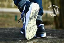 Мужские кроссовки Asics Gel Lyte III Blue топ реплика, фото 3