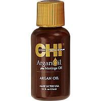 CHI Argan Oil - Живильна арганова олія на основі шовку