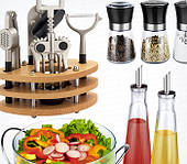 Кухня, принадлежности, посуда