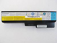 Lenovo IdeaPad G430 42T4729, 4400mAh (48Wh), 6cell, 11.1V,  Li-ion, черная, ОРИГИНАЛЬНАЯ
