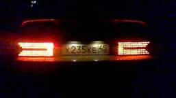 Лампы автомобильные, ходовые огни, led