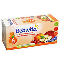 Фиточай Bebivita фруктовый витаминный 30 гр.