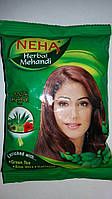 Хна для волос Neha Herbal Mehandi (рыжий) 28г.