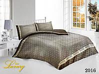 Двуспальный набор постельного белья «Gucci»