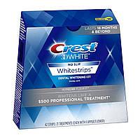 Отбеливающие полоски Crest 3D White Luxe Whitestrips Supreme FlexFit