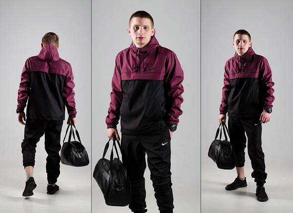 Мужская куртка анорак Nike, фото 2