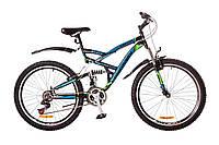 Распродажа!!! Горный двухподвесный велосипед 26'' Discovery CANYON 2017