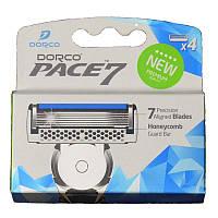 Сменные кассеты DORCO PACE 7