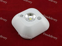 LED светильник лампа с датчиком движения и фоторезистором
