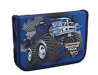 Пенал 1 Вересня твердый одинарный Monster Truck 531376