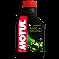 Моторное масло Motul 5100 4T 10W-40 60л