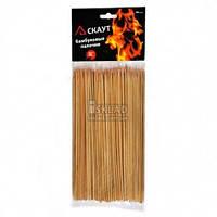 Палочки бамбуковые Скаут 25 см 100 шт 0736