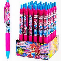 """Ручка шариковая """"1 Вересня - ВІНКС"""" синяя 411522"""