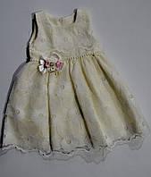 Платье на девочку  2,3,4 года лет