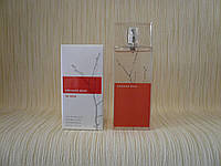 Armand Basi - In Red (2003) - Туалетная вода 50 мл - Старый дизайн, старая формула аромата 2003 года