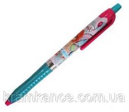 """Ручка шариковая автомат """"1 Вересня - ВІНКС"""" синяя 411276"""