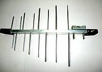 Антенна T2 (ДМВ) логопериодическая наружная компактная 0,4м