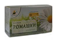 Фиточай «Цветы ромашки аптечной» №20 фильтр-пакеты по 1,5 г