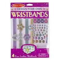 Набор для творчества Дизайнерские браслеты Melissa & Doug (MD9473)