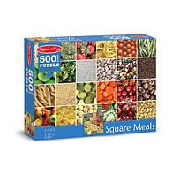 Пазл Правильное питание 500 элементов Melissa & Doug (MD9035)