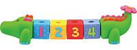 """Сортер """"Крокоблоко"""" резиновый с цифрами Ks Kids (10611)"""