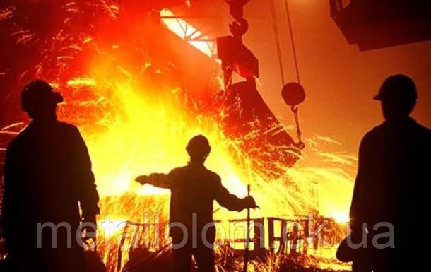 Общие объемы заготовки черного металлолома выросли.